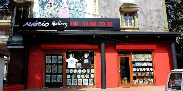 Mario Gallery in Goa (Photo | facebook.com/MarioGallery/)