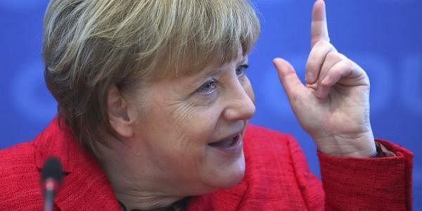 Angela Merkel (File Photo | AP)
