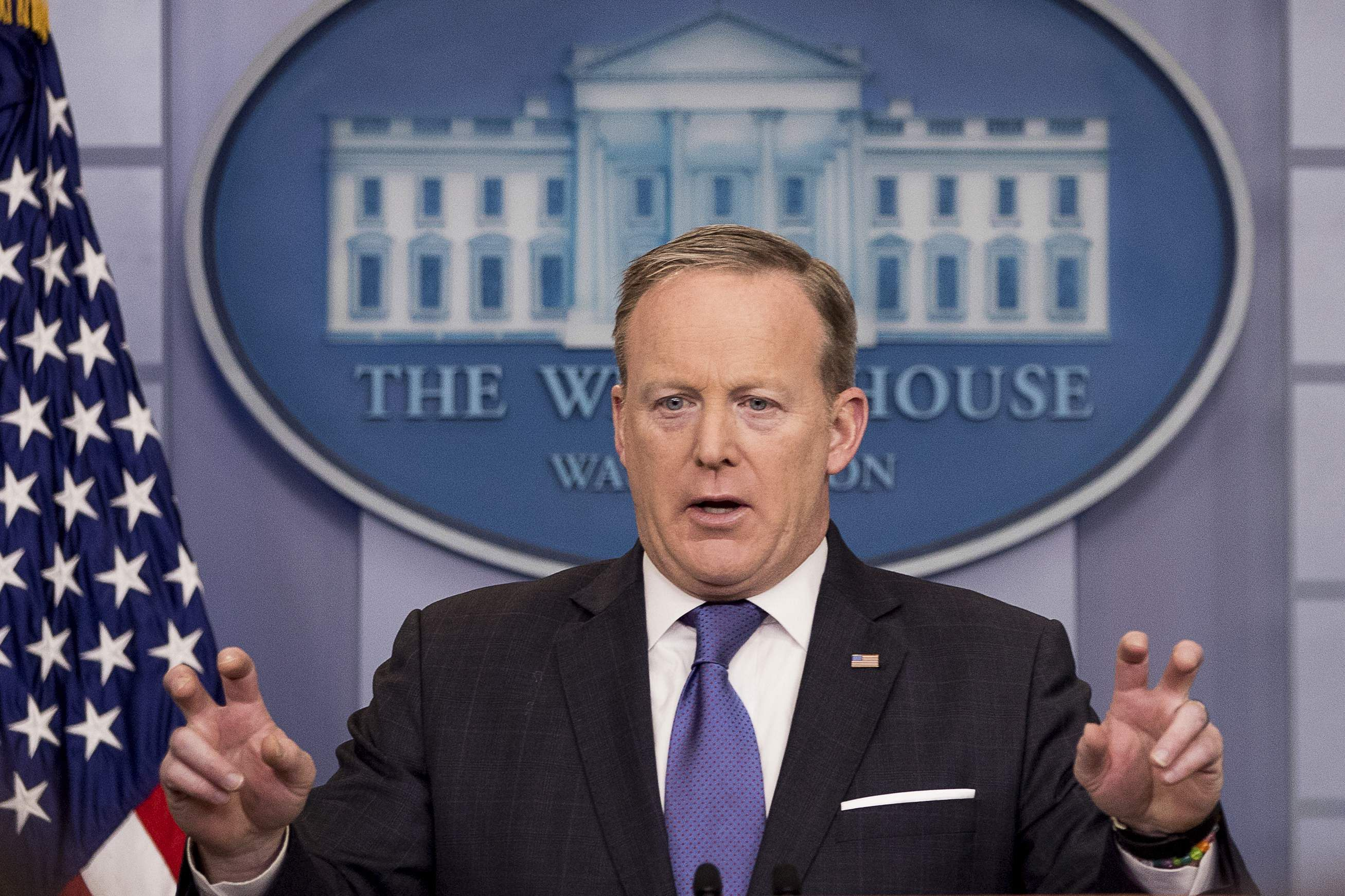 Germany To Sean Spicer: 'Nothing Good' Comes From Nazi Comparisons
