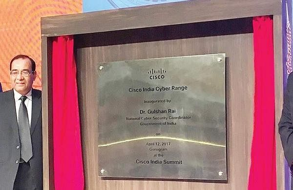 Cisco opens cyber range lab in India- The New Indian Express