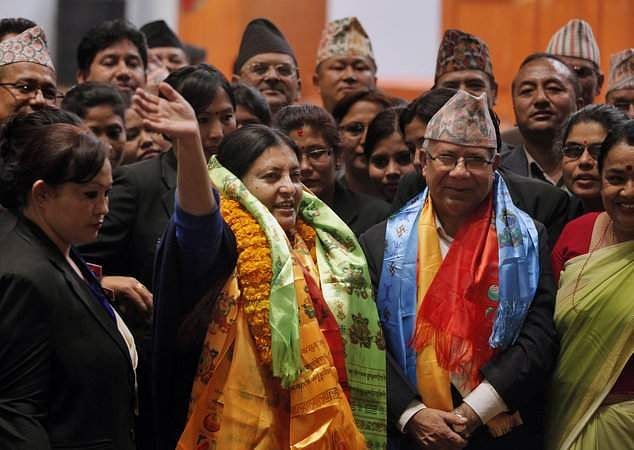Nepalese President arrives in Delhi on five-day visit to India