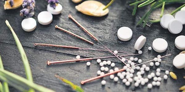 Acupuncture. (File photo)