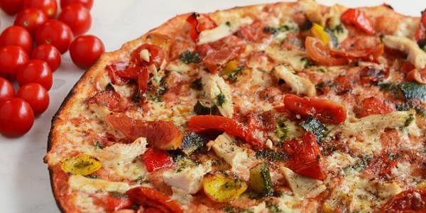 Thin crust pizzas| IANS