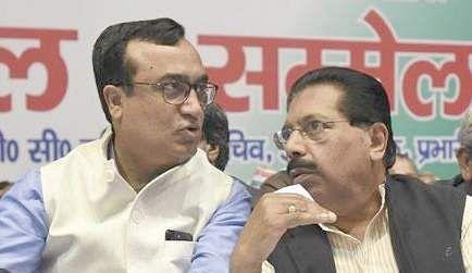 Ajay Maken to resign as Delhi Congress chief