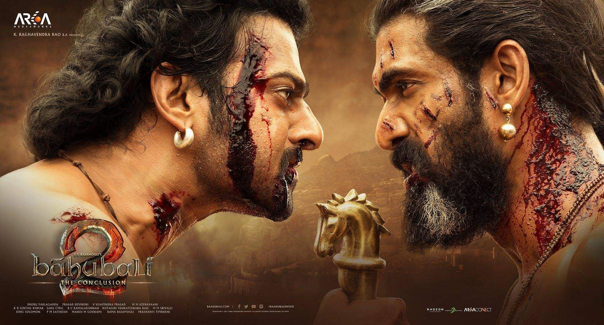 Baahubali Movie Review by Celebrities and Public Twitter Reactions