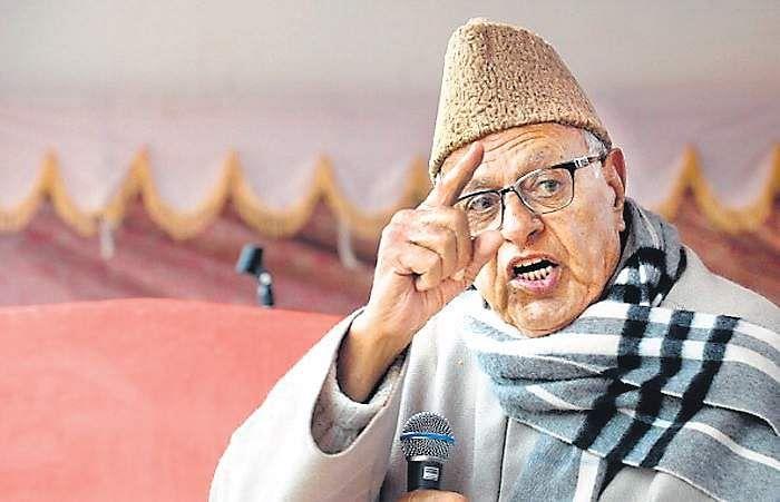 Stop using Kupwara incident to incite hate against Muslims: Farooq Abdullah