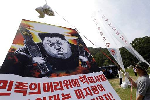 Image result for NKOREA OFFICIAL CALLS US EFFORTS TO RID NUKES A 'WILD DREAM'