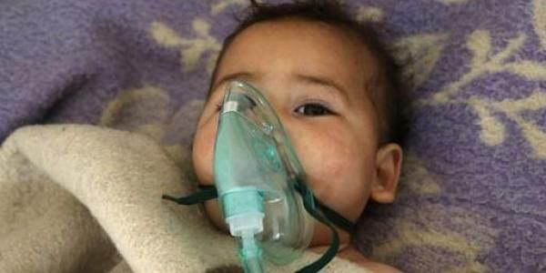 Syria, chemical attack