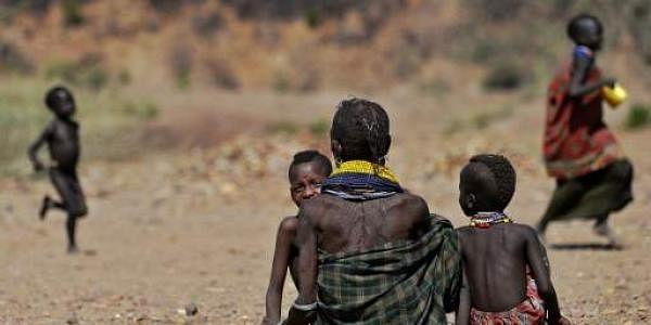 Turkana, Kenya, Drought, Africa, mothers