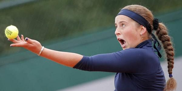 Ostapenko Tops Wozniacki To Reach Volvo Car Open Semifinals The New
