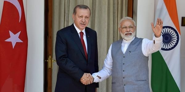 Turkish President Erdogan Makes Pitch For India Turkey Free Trade