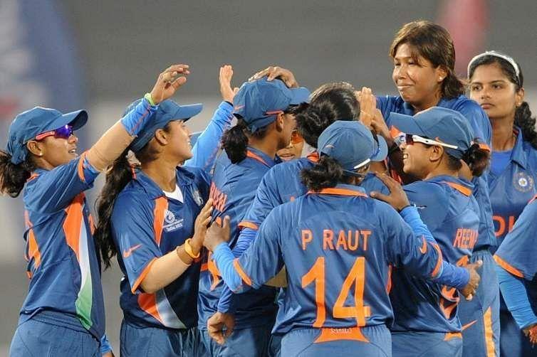 India eves thrash Zimbabwe by three wickets
