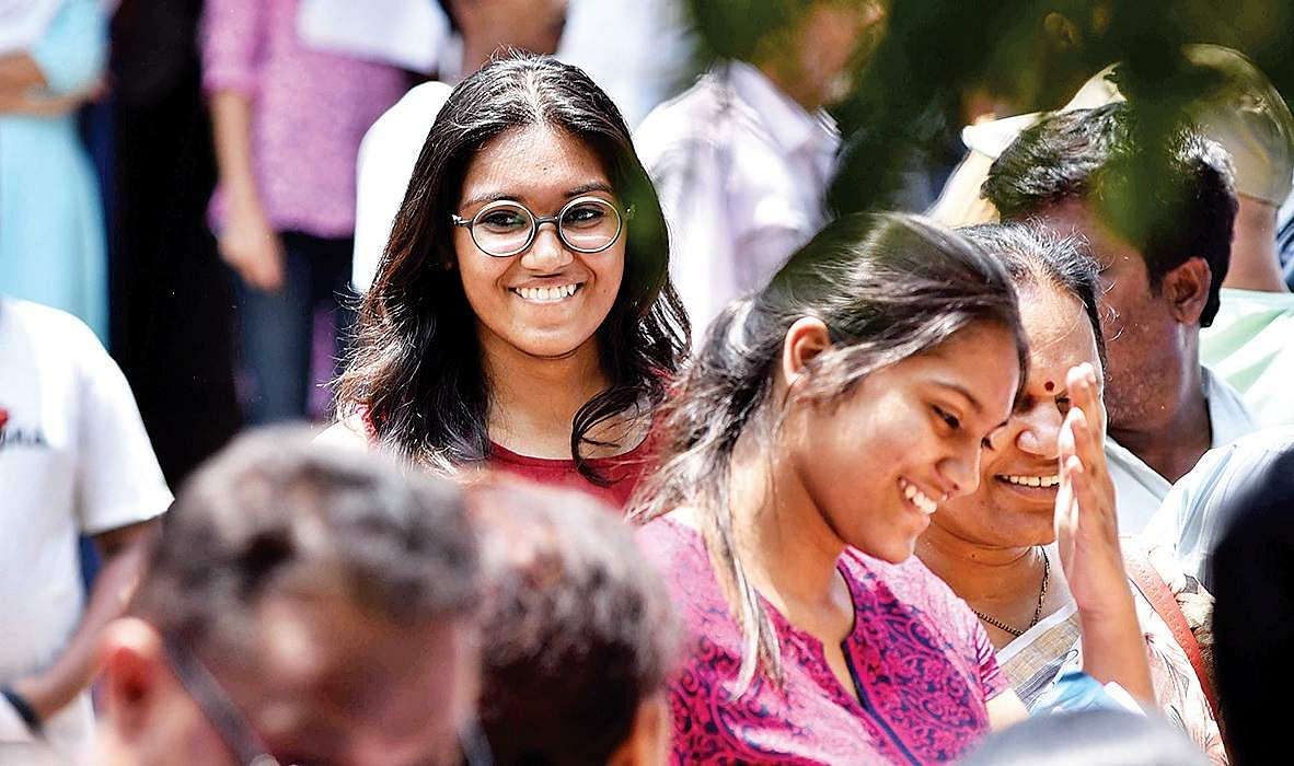 II PUC results out, Udupi tops again