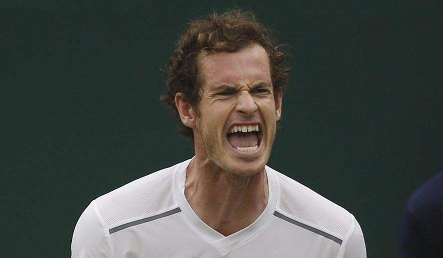 Murray frustrated by limp display in Coric loss