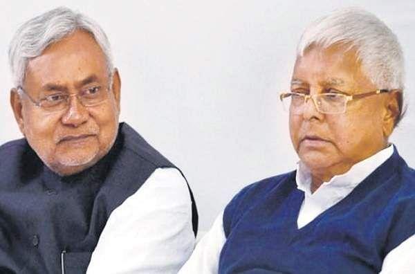 Ram Vilas Paswan questions Nitish Kumar's silence on Lalu