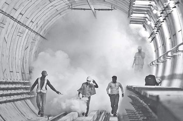 First underground Metro stretch becomes operational in Chennai