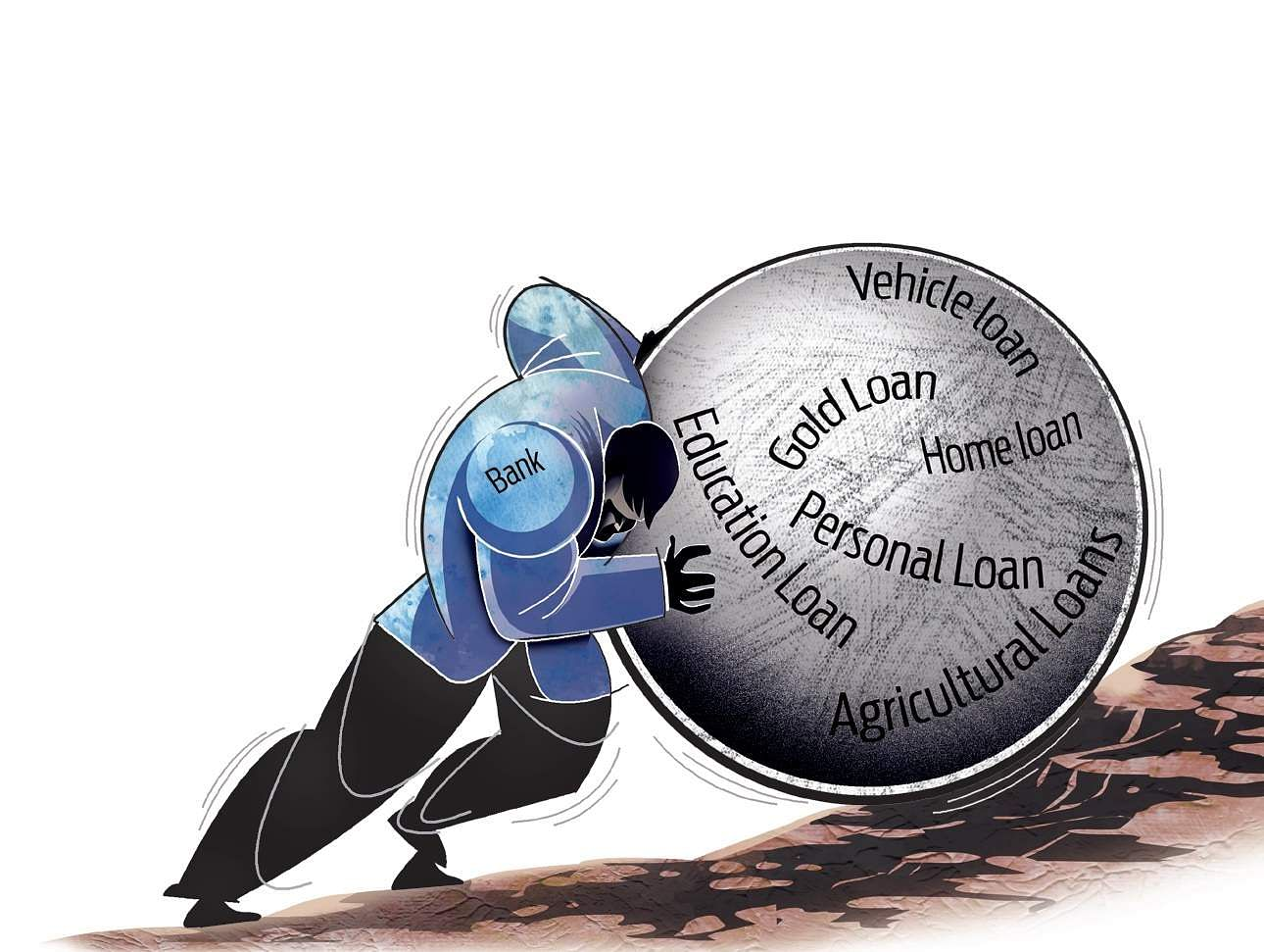 How bad is the bad loan problem?- The New Indian Express