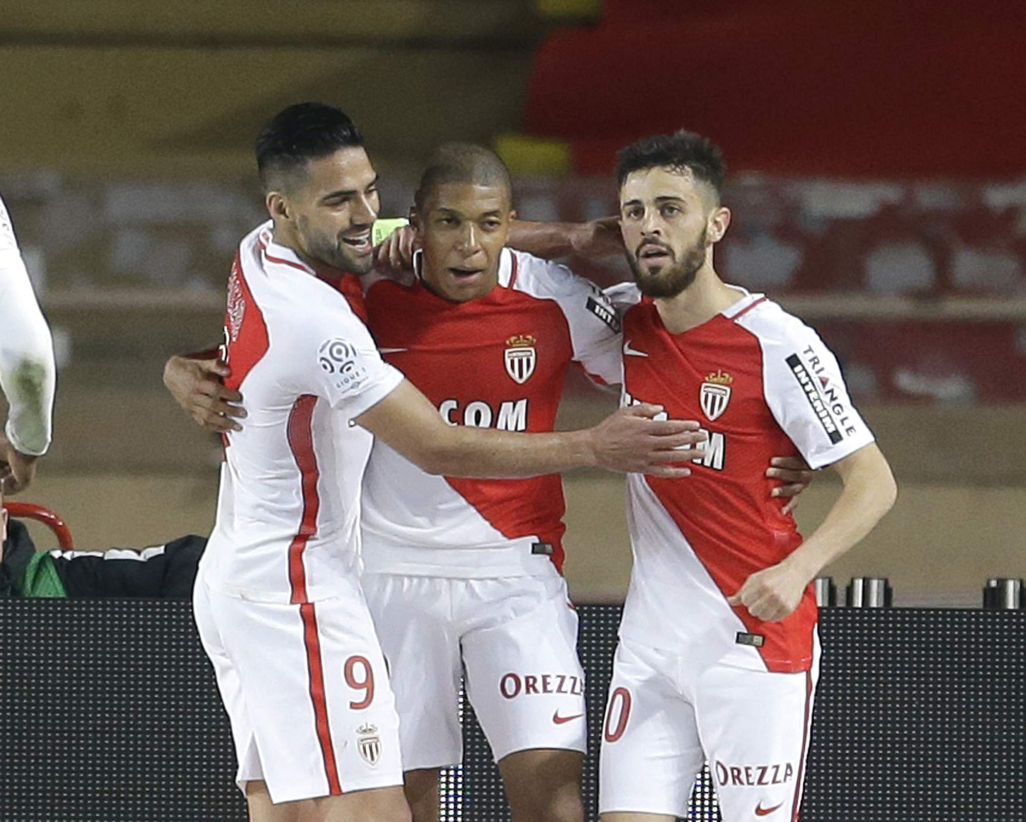 Monaco routs Lille 4 0 to effectively seal French title The New