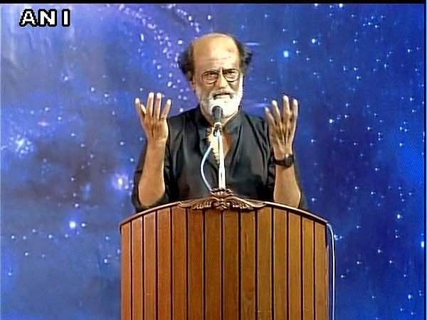 Did Rajinikanth just hint at joining politics? This is what he said