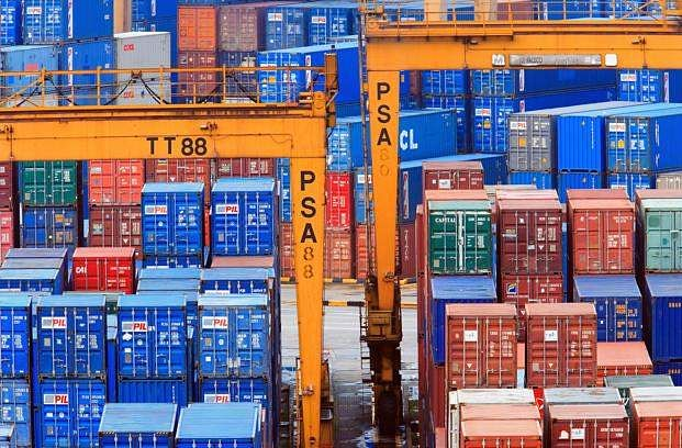 India's April exports up by 20%