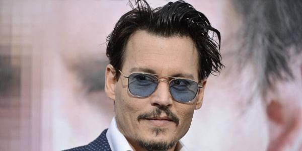 Hollywood actor Johnny Depp. (Associated Press)
