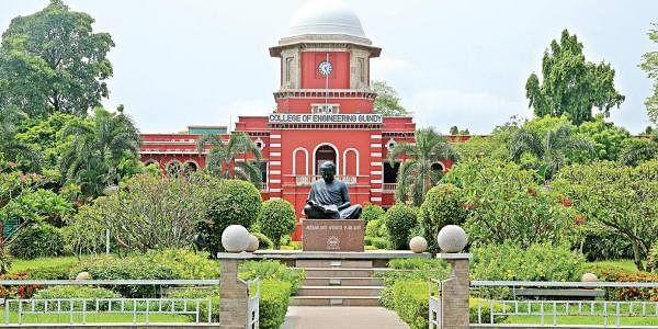 Anna University, Chennai.