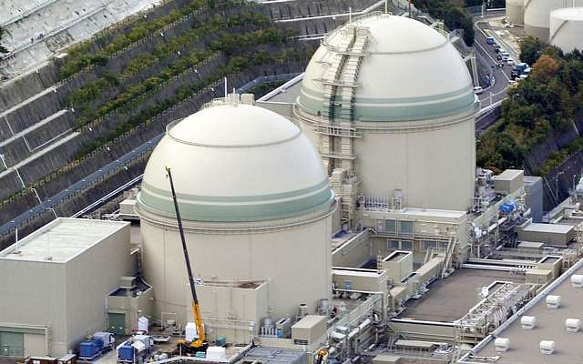 Japan restarts another reactor
