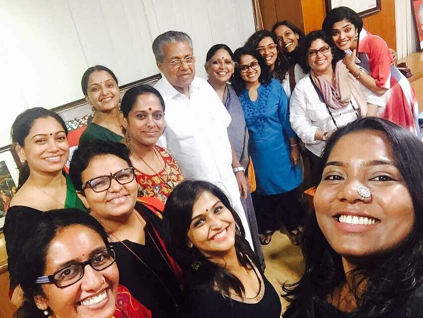 Women in Malayalam cinema launches new outfit