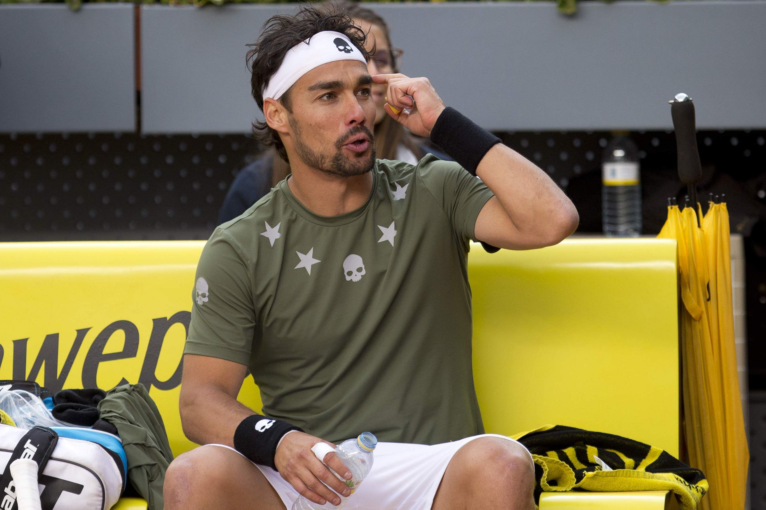 fabio fognini - photo #26