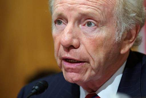 Trump says Joe Lieberman is front-runner for Federal Bureau of Investigation  chief