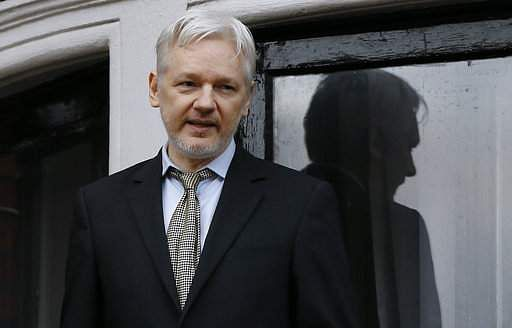 JULIAN ASSANGE: Sweden Drops Rape Investigation Against Europe's 'Baba Jukwa'