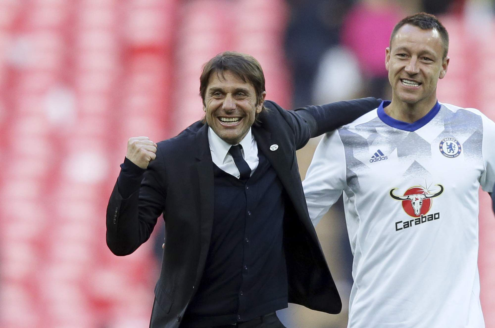 Terry deserves the best send-off - Conte