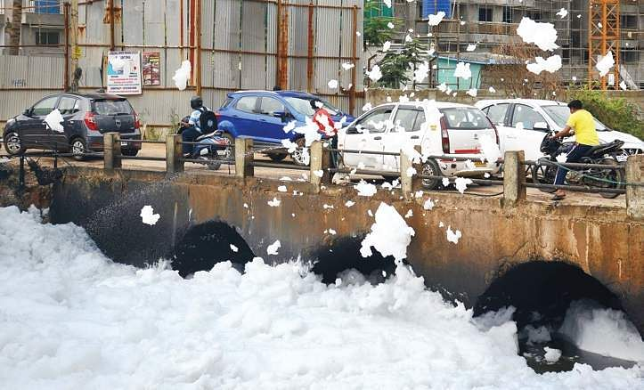 Bengaluru: 76 industries shut for polluting Bellandur lake