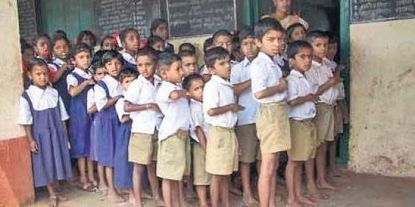No sole for Government school students- The New Indian Express
