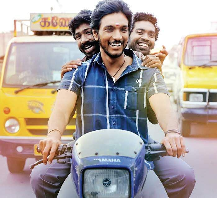 An all-new Gautham Karthik in Rangoon- The New Indian Express