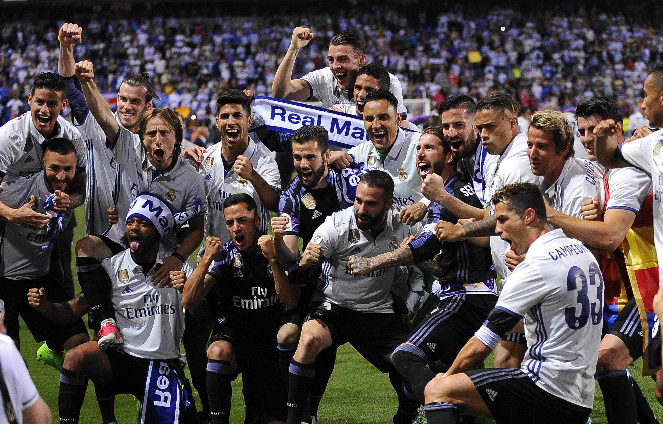 Five games that won Real Madrid La Liga- The New Indian ... Real Madrid