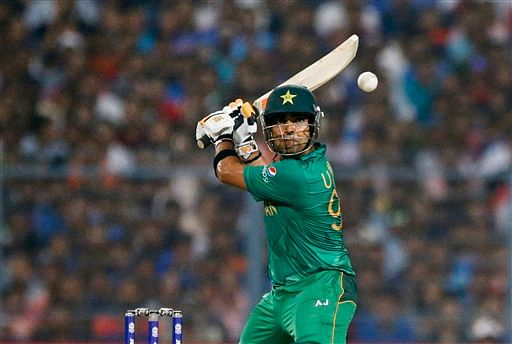Umar Akmal loses Champions Trophy spot due to poor fitness