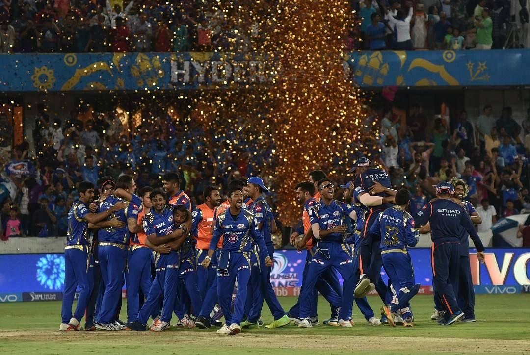 Mumbai Indians wins the IPL 2017 Finals in a thriller