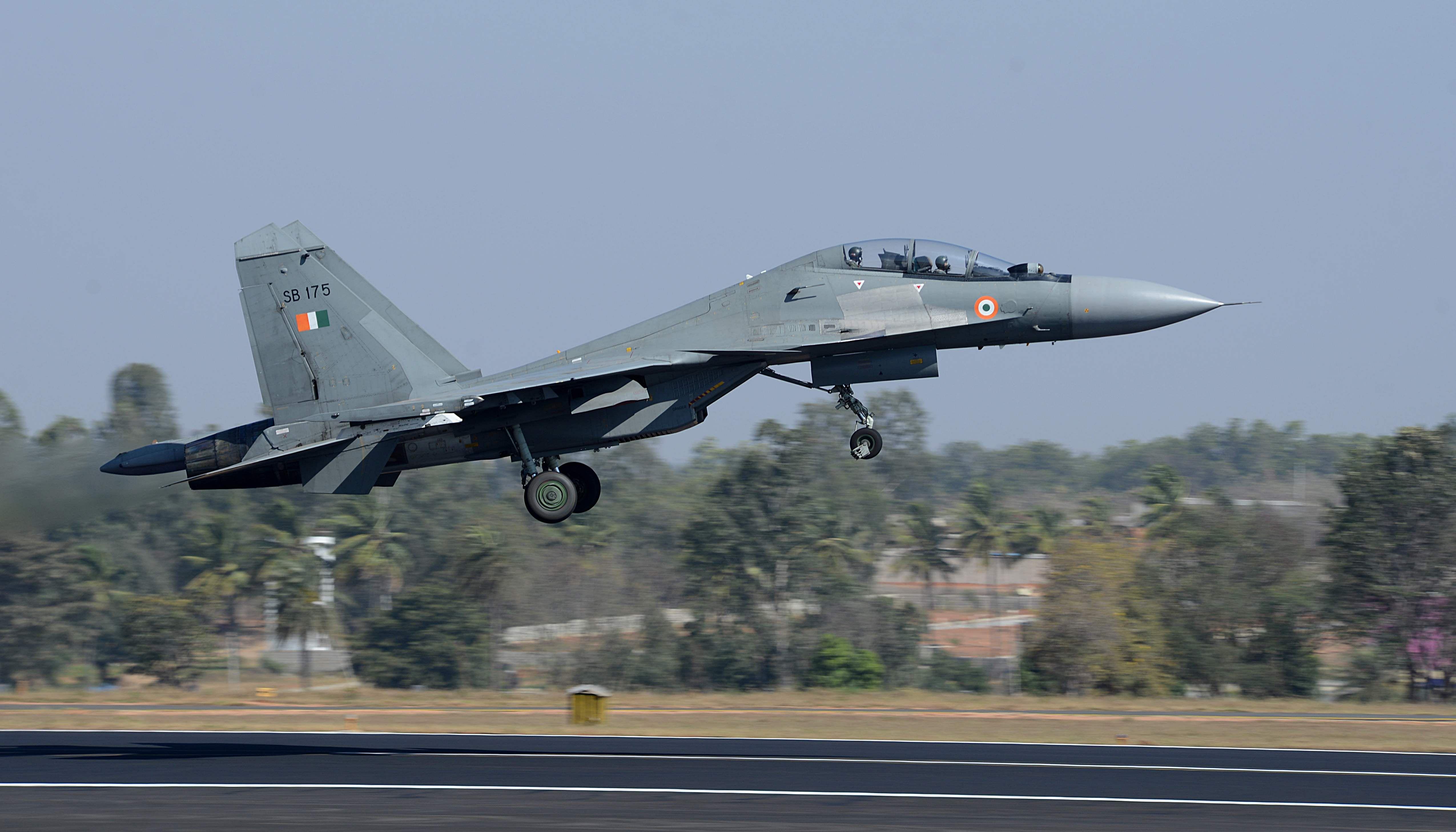IAF Sukhoi jet goes missing in Assam