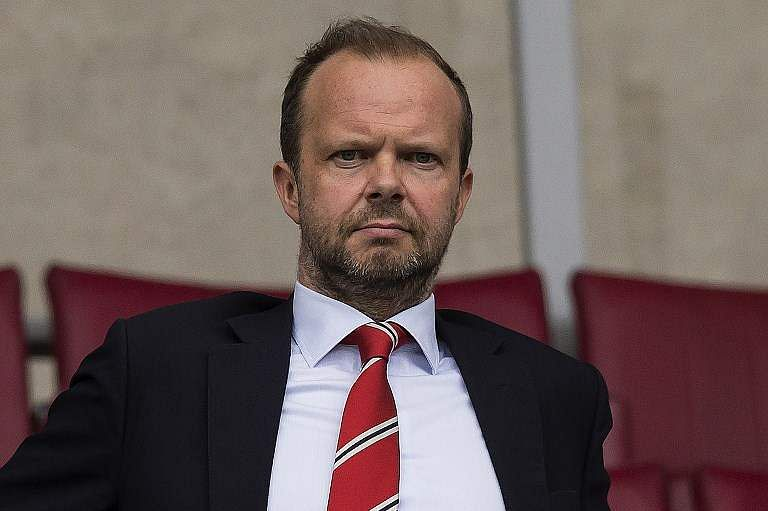 Manchester United chief Ed Woodward says team numb after ...