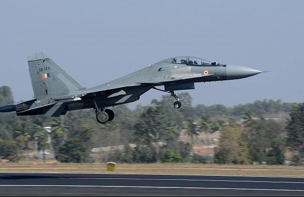 Indian Air Force Sukhoi. (Image for representational purpose|EPS)