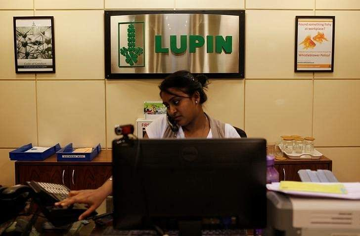 India's Lupin Q4 net profit halves