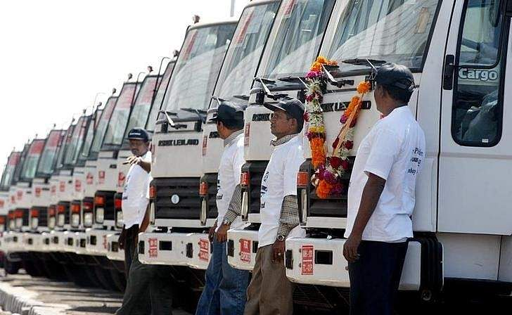 Ashok Leyland Q4 net profit soars to Rs 476 cr