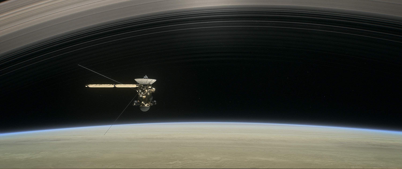 cassini satellite with neptune - photo #20