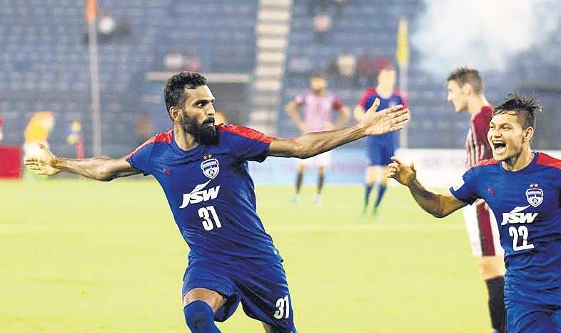 Bengaluru FC submit ISL bid, keep options open