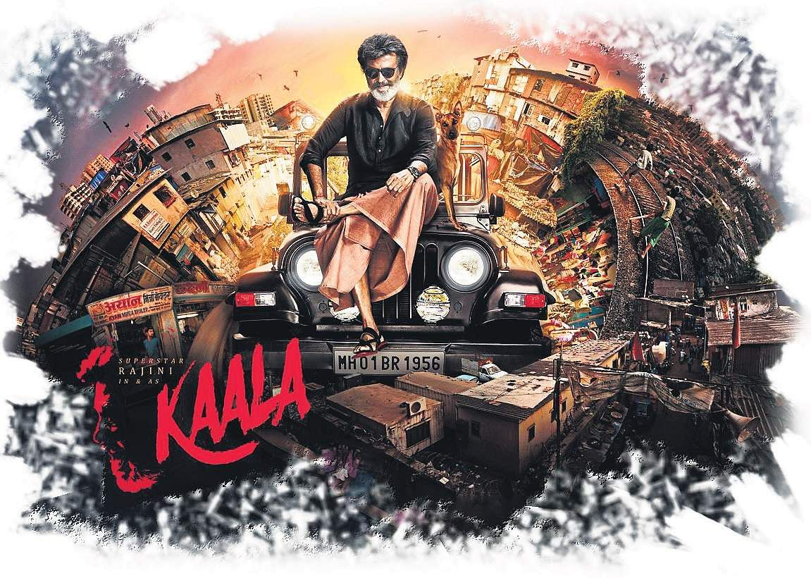 Shooting of Rajinikanth's films 'Kaala' begins in Mumbai