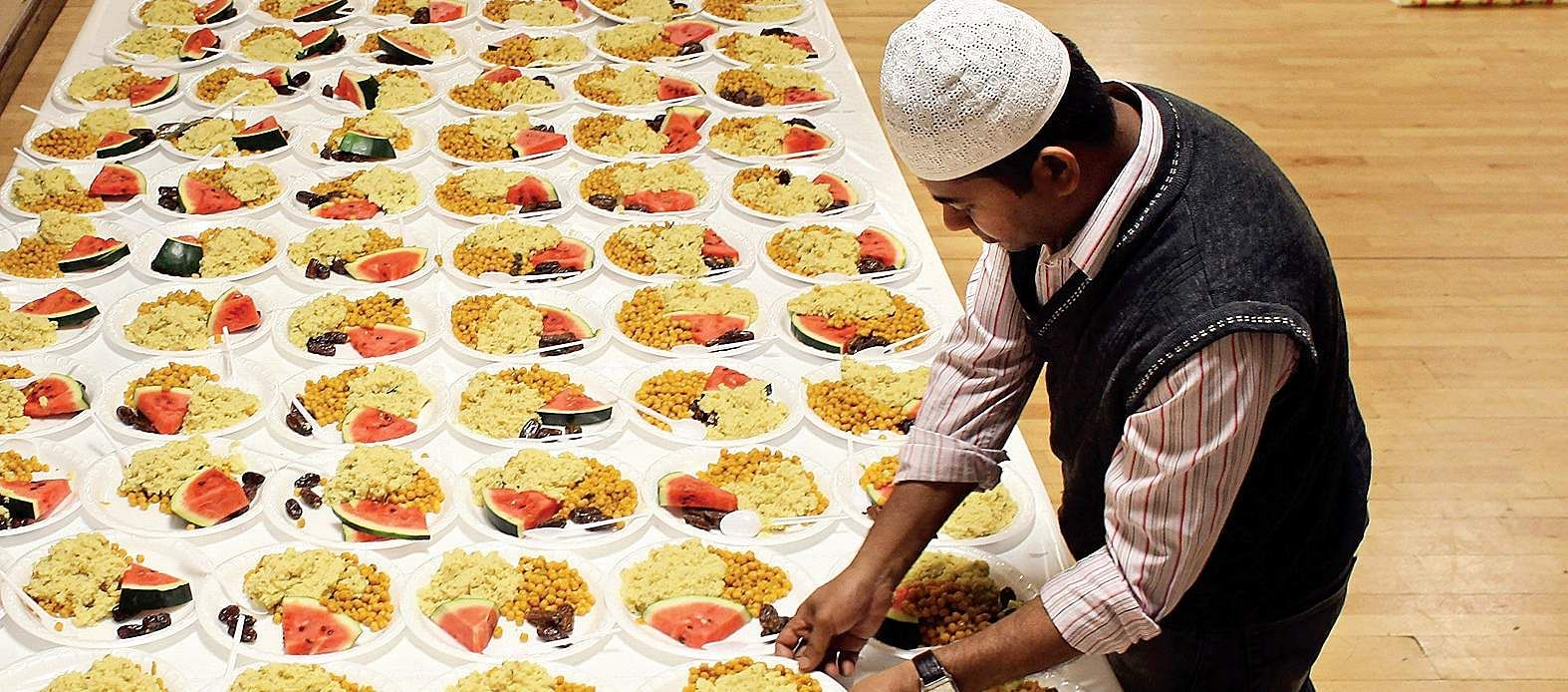 Hyderabad: With The Holy Month Of Ramadan Approaching, The Muslim  Population Around The World Prepares To Fast Every Day Fasting During  Ramadan Is A