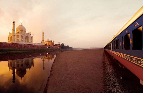The first luxury train in India, Palace on Wheels, was introduced in 1982 recreating the private trains of Maharajas of the Raj. Then came Deccan Odyssey and Maharajas Express. Now, for the first time, Maharajas Express will head south and explore historic sites below the Vindhyas while offering five-star-hotel luxury in an eight-day trip.