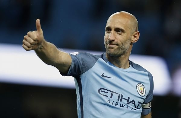 Pablo Zabaleta joins West Ham United from Manchester City- The New Indian Express