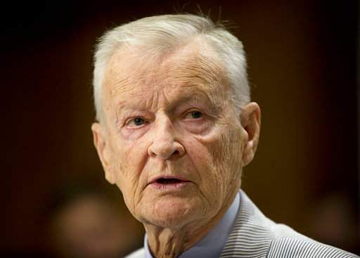National Security Adviser to Jimmy Carter Zbigniew Brzezinski dies at 89